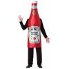 Heinz Classic Ketchup Bottle Adult Costume